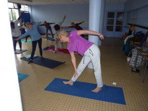 animatrice yoga