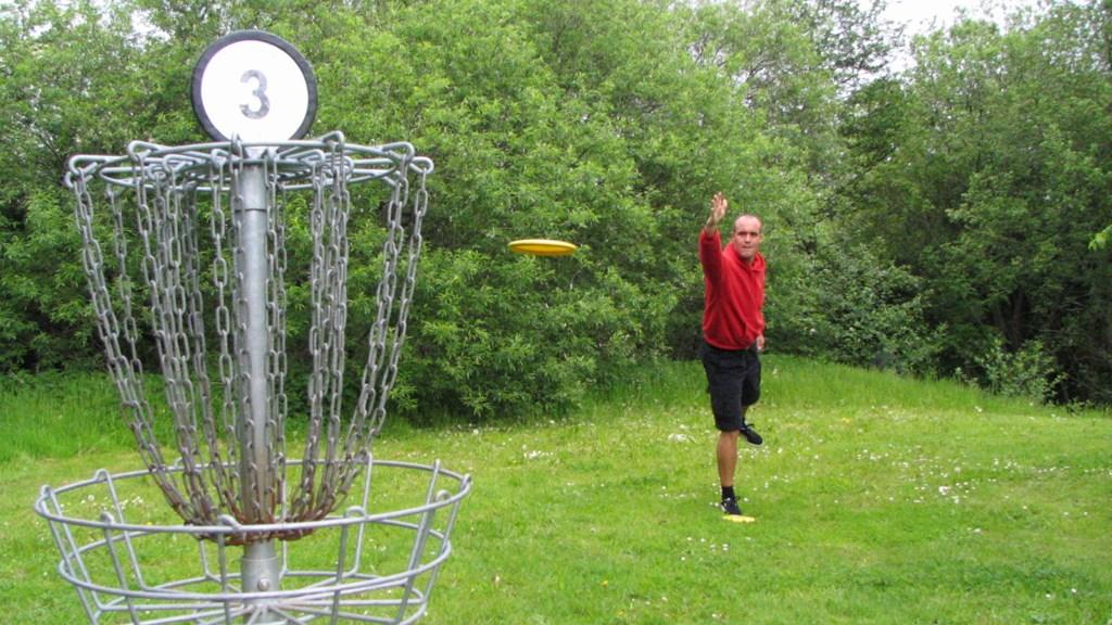 disc golf bellerive