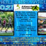 Vœux 2021_Section Marche Nordique